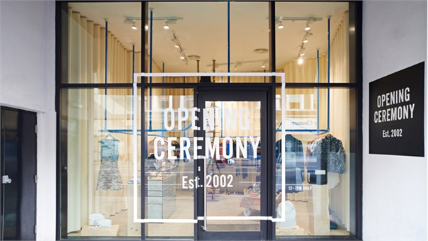 Opening Ceremony opens an Ace Hotel pop up
