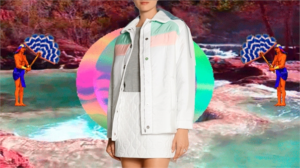 Cold August? Cheer up, here's the dream jacket