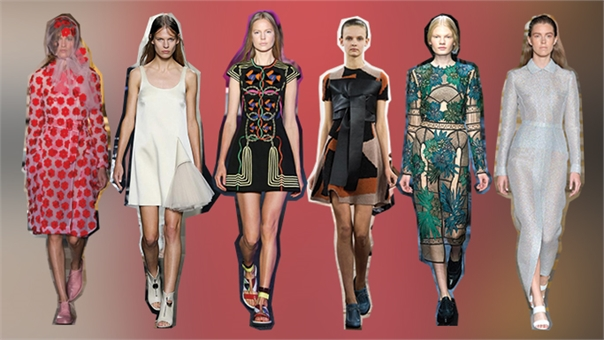 What we want to wear now from LFW